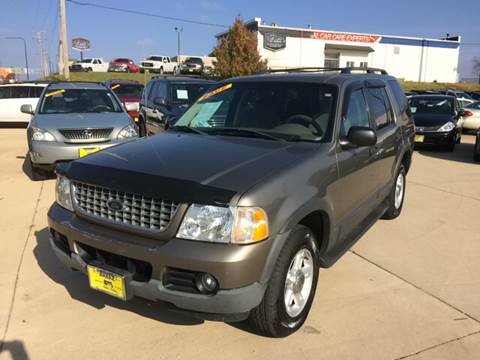 2003 Ford Explorer for sale in Springfield, IL