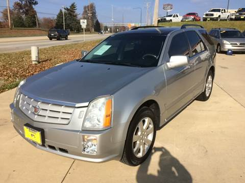 2008 Cadillac SRX for sale in Springfield, IL
