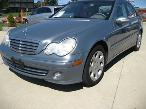 2005 Mercedes-Benz C-Class for sale at Elite Auto Plaza in Springfield IL
