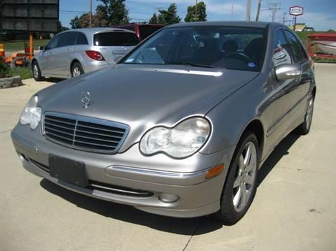 2003 Mercedes-Benz C-Class for sale at Elite Auto Plaza in Springfield IL