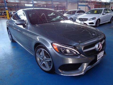 2017 Mercedes-Benz C-Class for sale at VML Motors LLC in Teterboro NJ