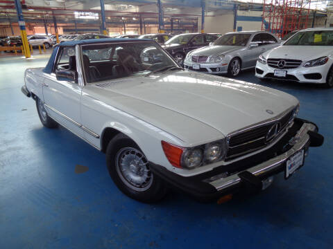 1982 Mercedes-Benz 380-Class for sale at VML Motors LLC in Teterboro NJ