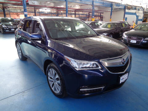 2014 Acura MDX for sale at VML Motors LLC in Teterboro NJ