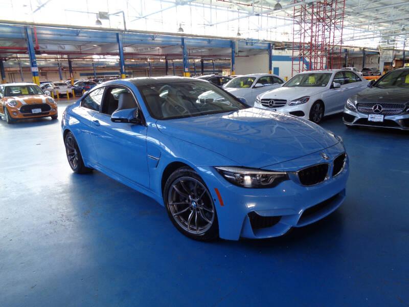 2018 BMW M4 for sale at VML Motors LLC in Teterboro NJ