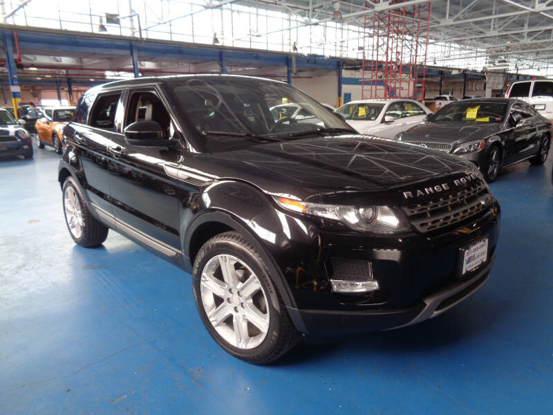 2015 Land Rover Range Rover Evoque for sale at VML Motors LLC in Teterboro NJ
