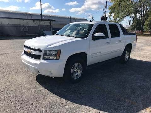 2007 Chevrolet Avalanche for sale at Eddie's Auto Sales in Jeffersonville IN