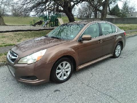 2011 Subaru Legacy for sale at Eddie's Auto Sales in Jeffersonville IN