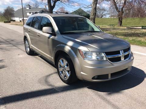 2009 Dodge Journey for sale at Eddie's Auto Sales in Jeffersonville IN