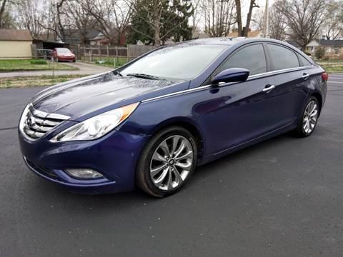 2011 Hyundai Sonata for sale at Eddies Auto Sales in Jeffersonville IN