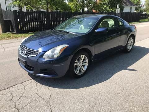 2010 Nissan Altima for sale at Eddies Auto Sales in Jeffersonville IN