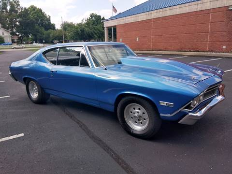 1968 Chevrolet Chevelle for sale at Eddies Auto Sales in Jeffersonville IN