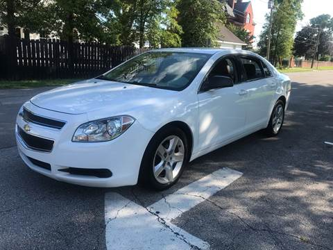 2012 Chevrolet Malibu for sale at Eddies Auto Sales in Jeffersonville IN