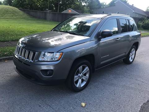 2012 Jeep Compass for sale at Eddies Auto Sales in Jeffersonville IN