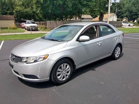 2013 Kia Forte for sale at Eddies Auto Sales in Jeffersonville IN