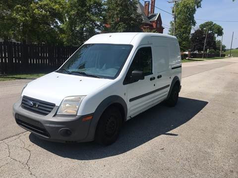 2010 Ford Transit Connect for sale at Eddies Auto Sales in Jeffersonville IN