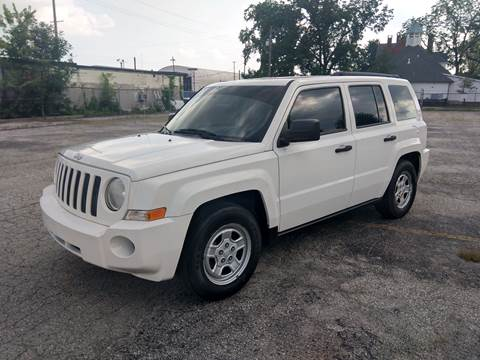 2008 Jeep Patriot for sale at Eddies Auto Sales in Jeffersonville IN