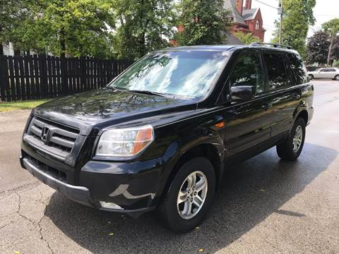 2008 Honda Pilot for sale at Eddies Auto Sales in Jeffersonville IN