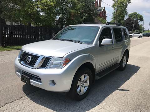 2012 Nissan Pathfinder for sale at Eddies Auto Sales in Jeffersonville IN