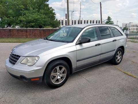 2008 Chrysler Pacifica for sale at Eddies Auto Sales in Jeffersonville IN