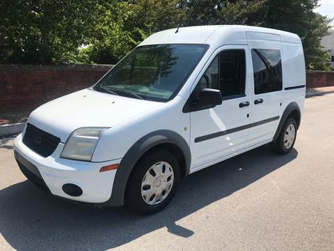 2012 Ford Transit Connect for sale at Eddies Auto Sales in Jeffersonville IN