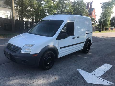 2011 Ford Transit Connect for sale at Eddies Auto Sales in Jeffersonville IN