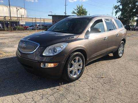 2010 Buick Enclave for sale at Eddies Auto Sales in Jeffersonville IN