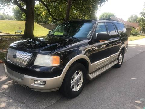2006 Ford Expedition for sale at Eddies Auto Sales in Jeffersonville IN