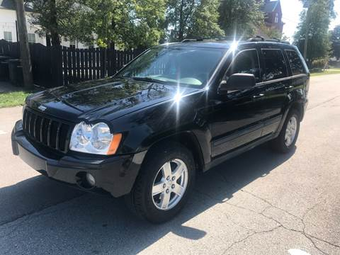 2007 Jeep Grand Cherokee for sale at Eddies Auto Sales in Jeffersonville IN