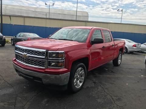 2014 Chevrolet Silverado 1500 for sale at Eddies Auto Sales in Jeffersonville IN