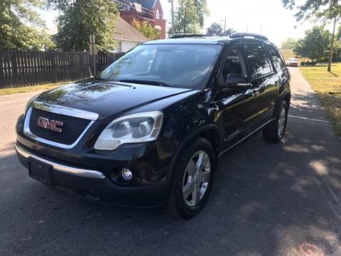2008 GMC Acadia for sale at Eddies Auto Sales in Jeffersonville IN