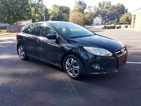 2012 Ford Focus for sale at Eddies Auto Sales in Jeffersonville IN