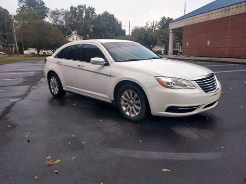 2014 Chrysler 200 for sale at Eddies Auto Sales in Jeffersonville IN