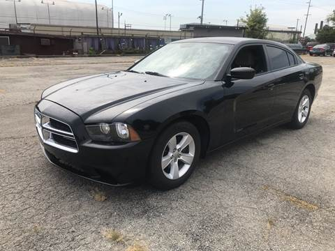 2013 Dodge Charger for sale at Eddies Auto Sales in Jeffersonville IN