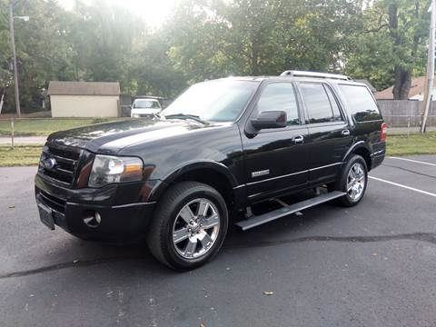 2008 Ford Expedition for sale at Eddies Auto Sales in Jeffersonville IN