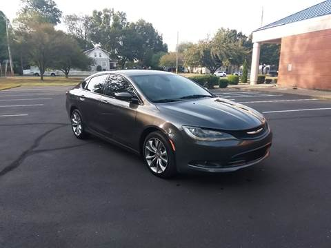 2015 Chrysler 200 for sale at Eddies Auto Sales in Jeffersonville IN
