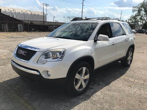 2012 GMC Acadia for sale at Eddies Auto Sales in Jeffersonville IN