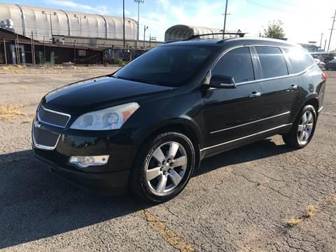 2009 Chevrolet Traverse for sale at Eddies Auto Sales in Jeffersonville IN