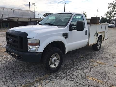 2009 Ford F-250 Super Duty for sale at Eddies Auto Sales in Jeffersonville IN