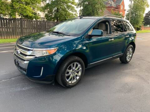 2011 Ford Edge for sale at Eddies Auto Sales in Jeffersonville IN