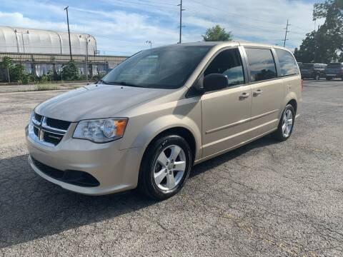 2013 Dodge Grand Caravan for sale at Eddies Auto Sales in Jeffersonville IN