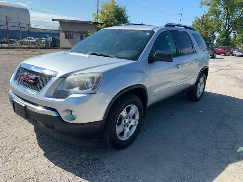 2009 GMC Acadia for sale at Eddies Auto Sales in Jeffersonville IN