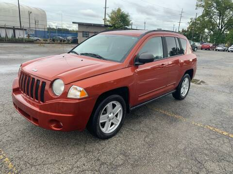2010 Jeep Compass for sale at Eddies Auto Sales in Jeffersonville IN