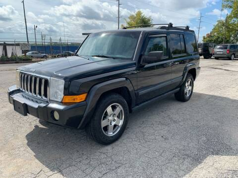 2009 Jeep Commander for sale at Eddies Auto Sales in Jeffersonville IN