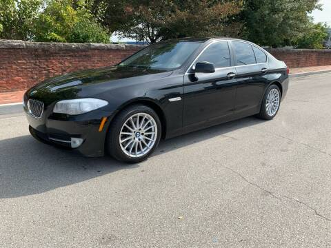 2012 BMW 5 Series for sale at Eddies Auto Sales in Jeffersonville IN