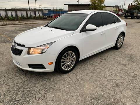 2014 Chevrolet Cruze for sale at Eddies Auto Sales in Jeffersonville IN