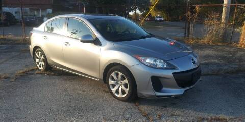2012 Mazda MAZDA3 for sale at Eddies Auto Sales in Jeffersonville IN