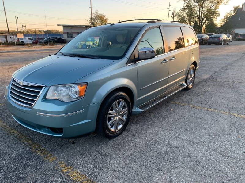 2010 Chrysler Town and Country for sale at Eddies Auto Sales in Jeffersonville IN