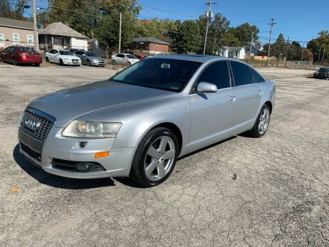 2008 Audi A6 for sale at Eddies Auto Sales in Jeffersonville IN