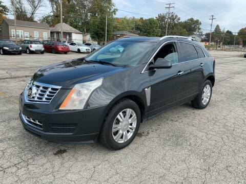 2014 Cadillac SRX for sale at Eddies Auto Sales in Jeffersonville IN