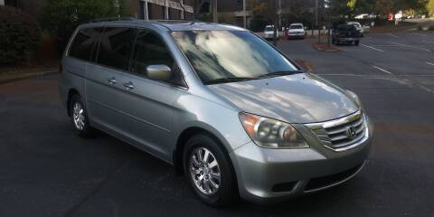 2010 Honda Odyssey for sale at Eddies Auto Sales in Jeffersonville IN